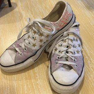 Converse All Star 1985 World Tour Sneakers Size 8